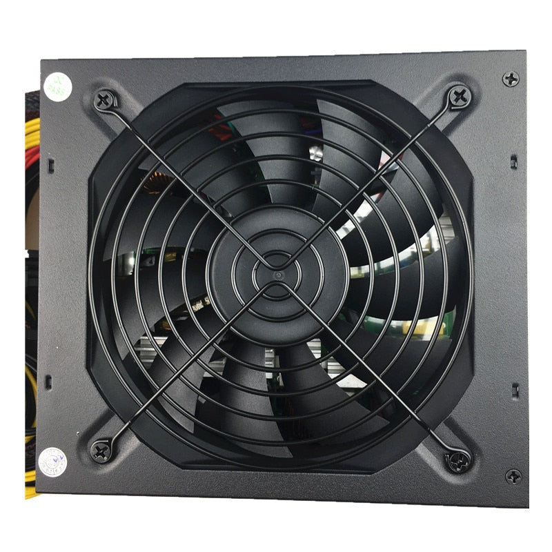 ETH Coin Mining Miner Power Supply 8 Graphics Cards Bitcoin Miner