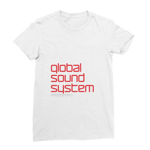 Global  Womens T-Shirt