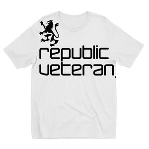 The People's Republic  __  Veteran Kids' Sublimation T-Shirt