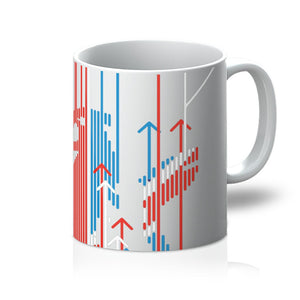 Union Jacker Rules The World Mug
