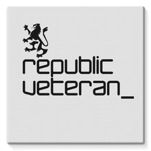 Load image into Gallery viewer, The People's Republic  __  Veteran Stretched Canvas
