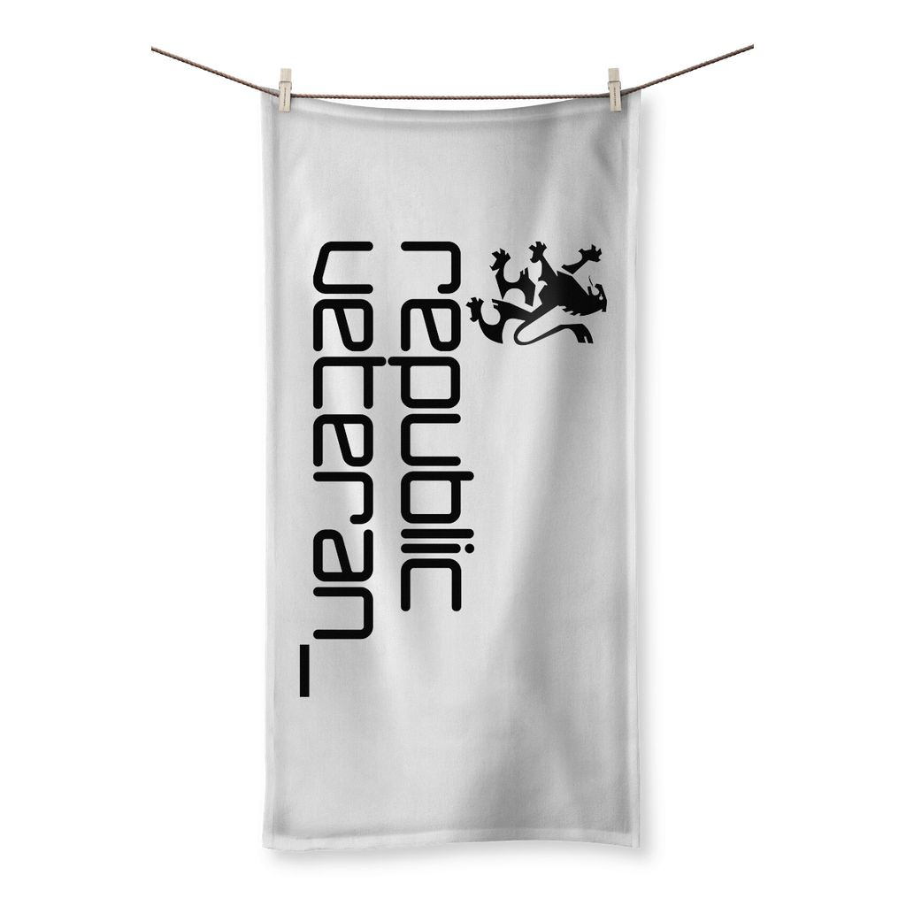 The People's Republic  __  Veteran Beach Towel