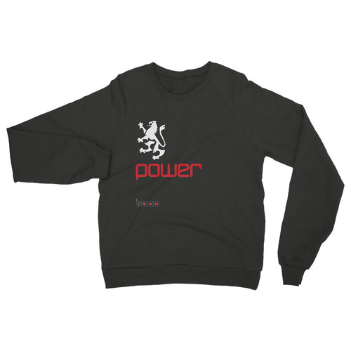 Power Womens Sweatshirt