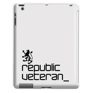The People's Republic  __  Veteran Tablet Case