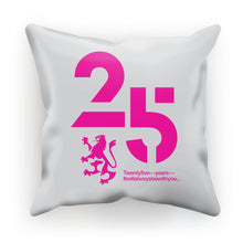 Load image into Gallery viewer, 25 Pink  Cushion