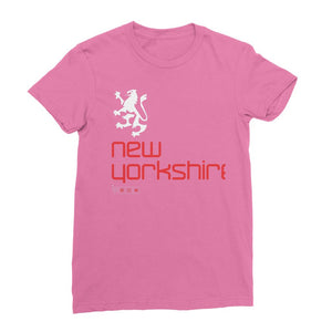 Made in New Yorkshire Womens T-Shirt