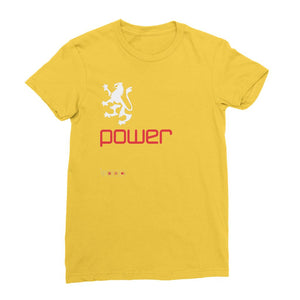 Power Womens T-Shirt
