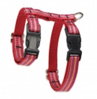 "Lupine HALF PRICE 1/2"" H-Style Harnesses - GUARANTEED (even if chewed) - rovers-kit"