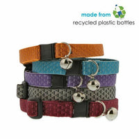 Lupine ECO Cat Safety Collars LIFETIME GUARANTEE (even if chewed/scratched) - rovers-kit