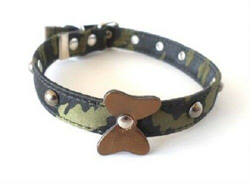 Fabric collars & leads with bow detail - rovers-kit