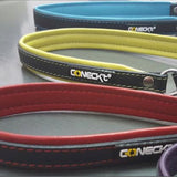 Two Tone Leather Dog Collars - rovers-kit