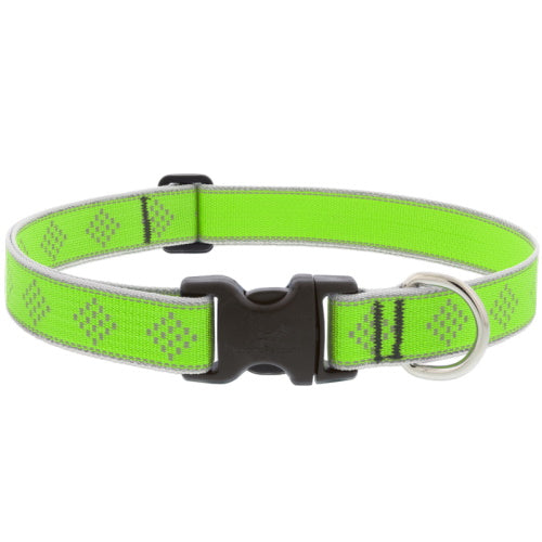 Lupine Reflective Dog Collars for X-Small to X-Large Dogs
