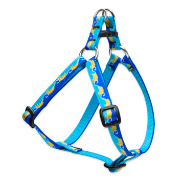 "Lupine HALF PRICE 1/2"" Step-In Harnesses - GUARANTEED (even if chewed) - rovers-kit"