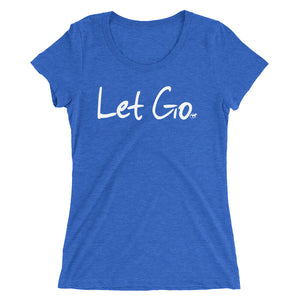 Let Go Ladies' short sleeve t-shirt