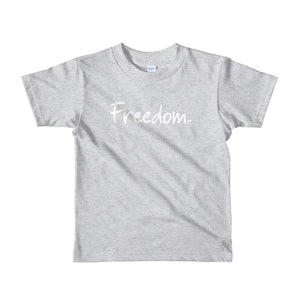 Freedom Short sleeve kids t-shirt