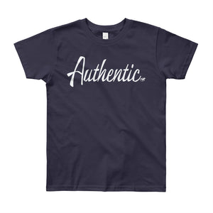 Authentic Youth Short Sleeve T-Shirt