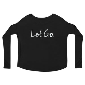 Let Go Ladies' Long Sleeve Tee