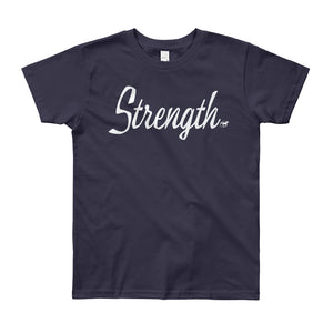 Strength Youth Short Sleeve T-Shirt