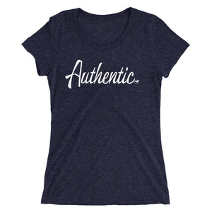 Authentic Ladies' short sleeve t-shirt