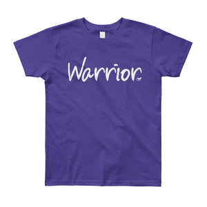 Warrior Youth Short Sleeve T-Shirt