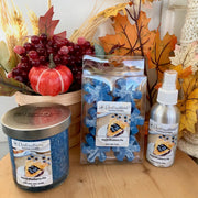 Maine Blueberry Pie 10 oz candle, wax tarts and room spray