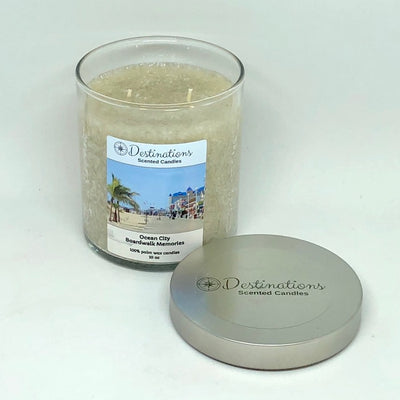Ocean City Boardwalk Memories 10 oz candle, wax tarts and room spray