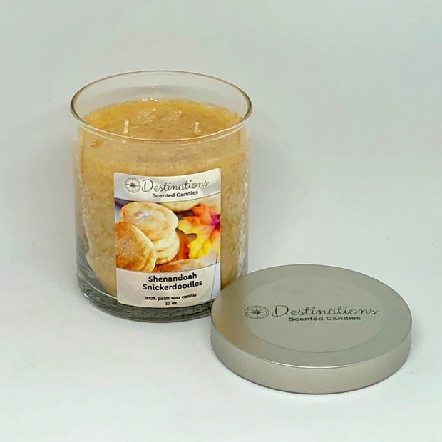Shenandoah Snickerdoodle 10 oz candle, wax tarts and room spray