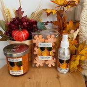 Vermont Maple Syrup 10 oz candle, wax tarts and room spray