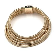 Layers Minimalist Metal Choker Necklace-Necklace-PMS-Gold-one size-Gofiala