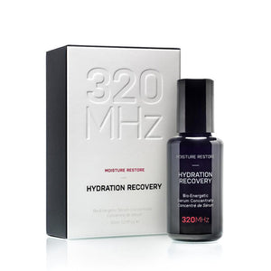Hydration Recovery Serum. Organic Neroli and Rose Otto