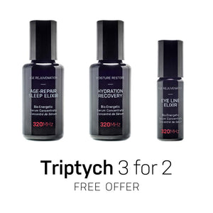 Triptych Offer - 3 For 2 Face Serums - SAVE £53