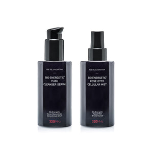 Limited Combination Gift Set Offer: Yuzu Cleanser Serum & Cellular Mist - SAVE £40