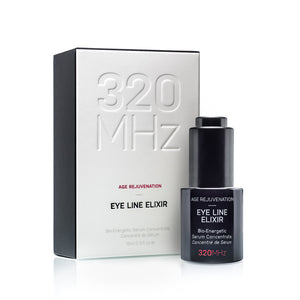Eye Line Elixir Serum Concentrate - Organic Neroli and Rose Otto