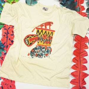 JUNGLE MASCARA T-SHIRT