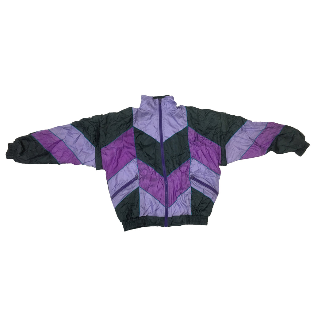 TACTEL CREW _ Purple jacket