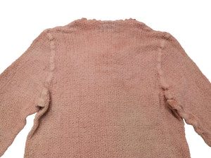 Norma Vintage _ pink sweater