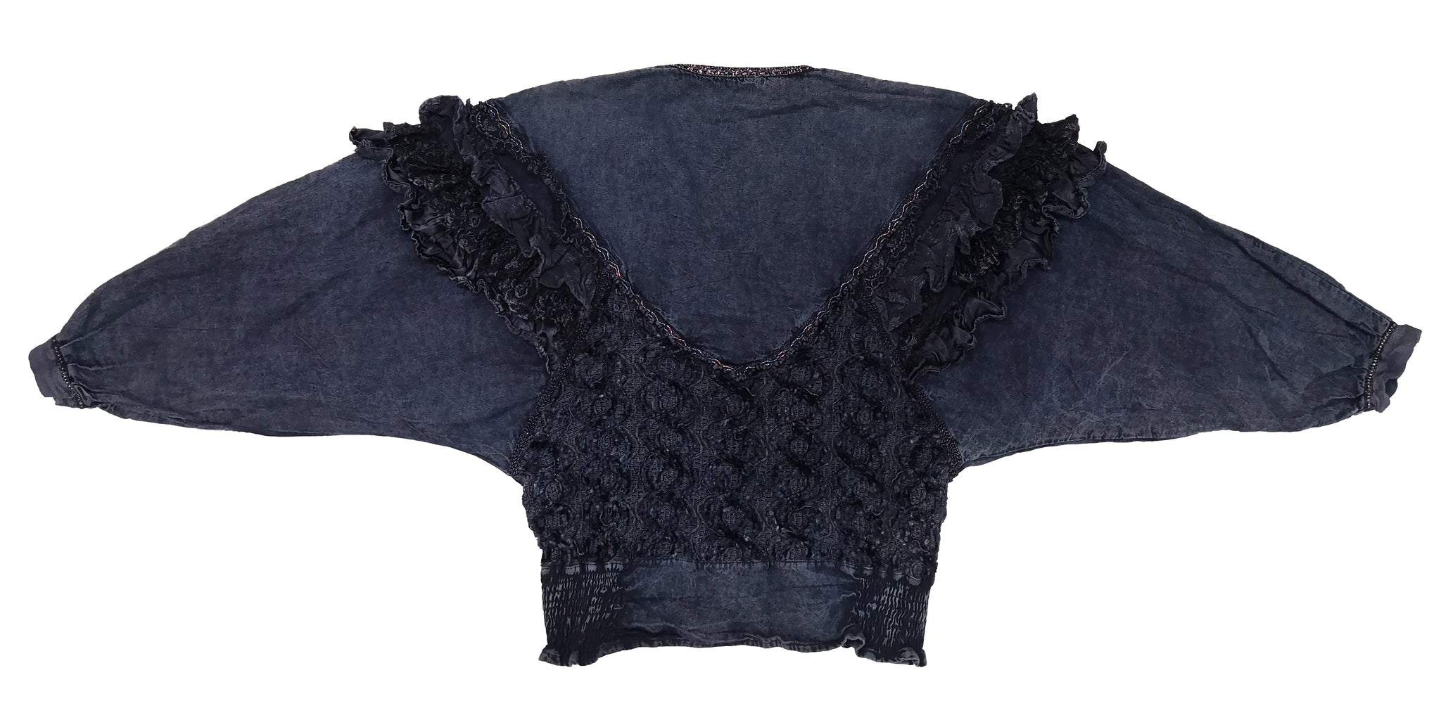 Norma Vintage_ jean sweater