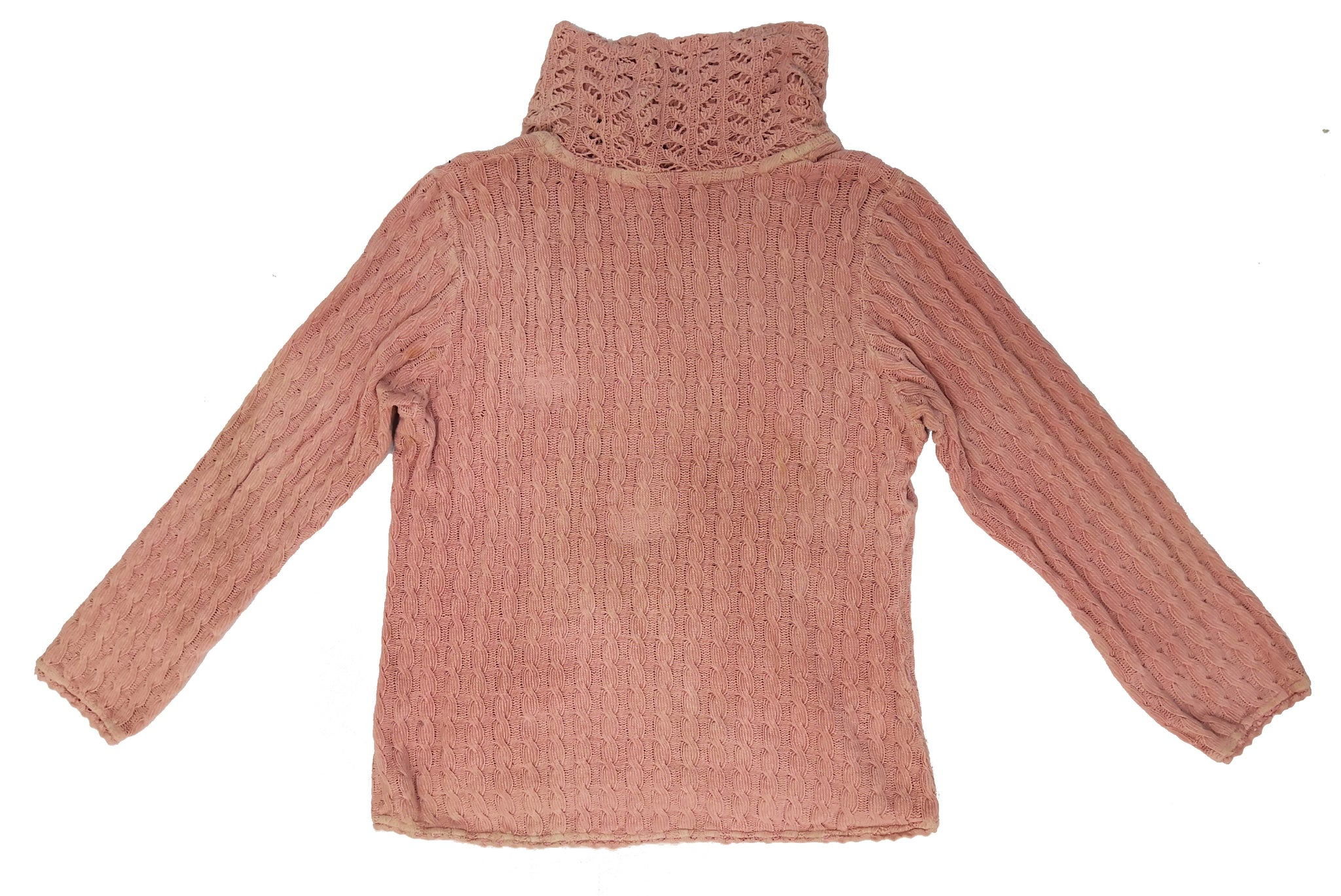Norma Vintage_ pink sweater