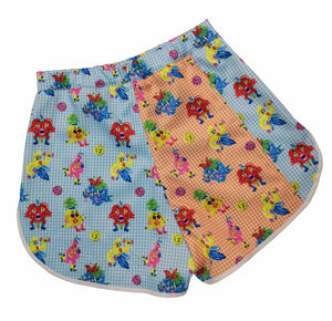 FRUIT _MINI SHORT