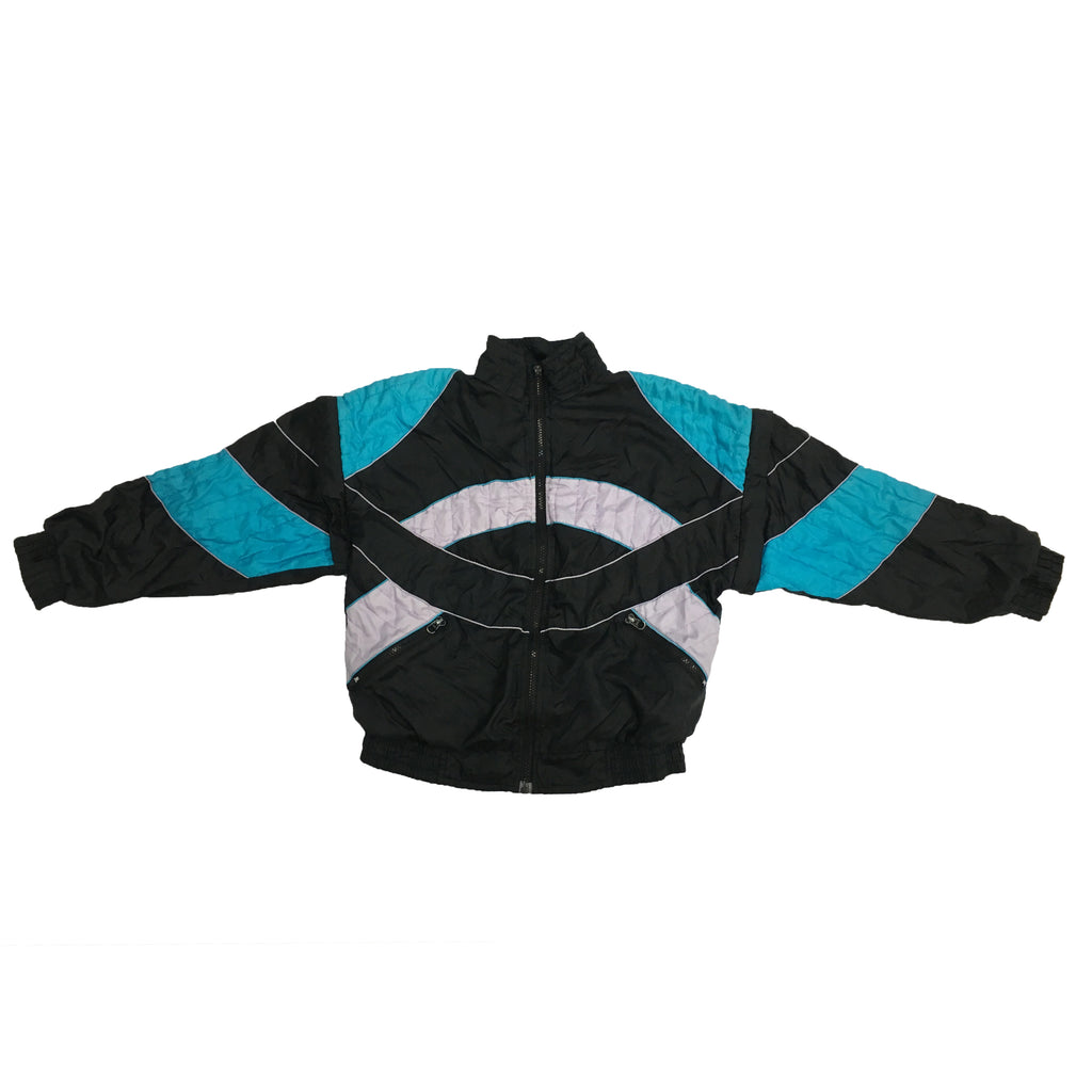 TACTEL CREW _Black jacket