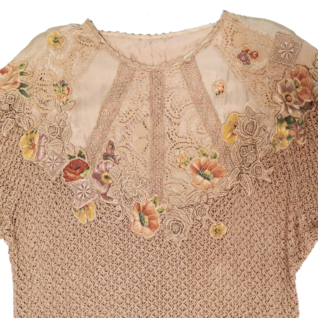 Norma Vintage _caramel sweater