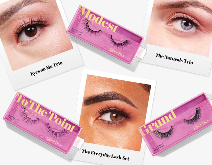 Get To Know Our Newest Lash Bundles
