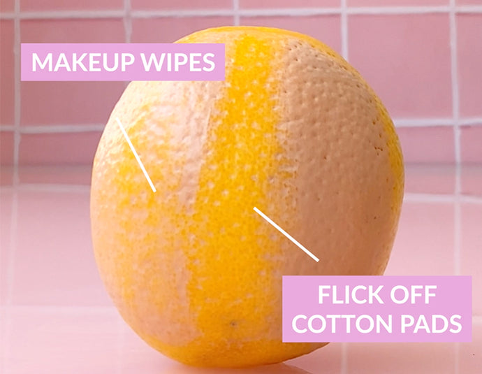 Why Makeup Wipes Just Don't Cut It