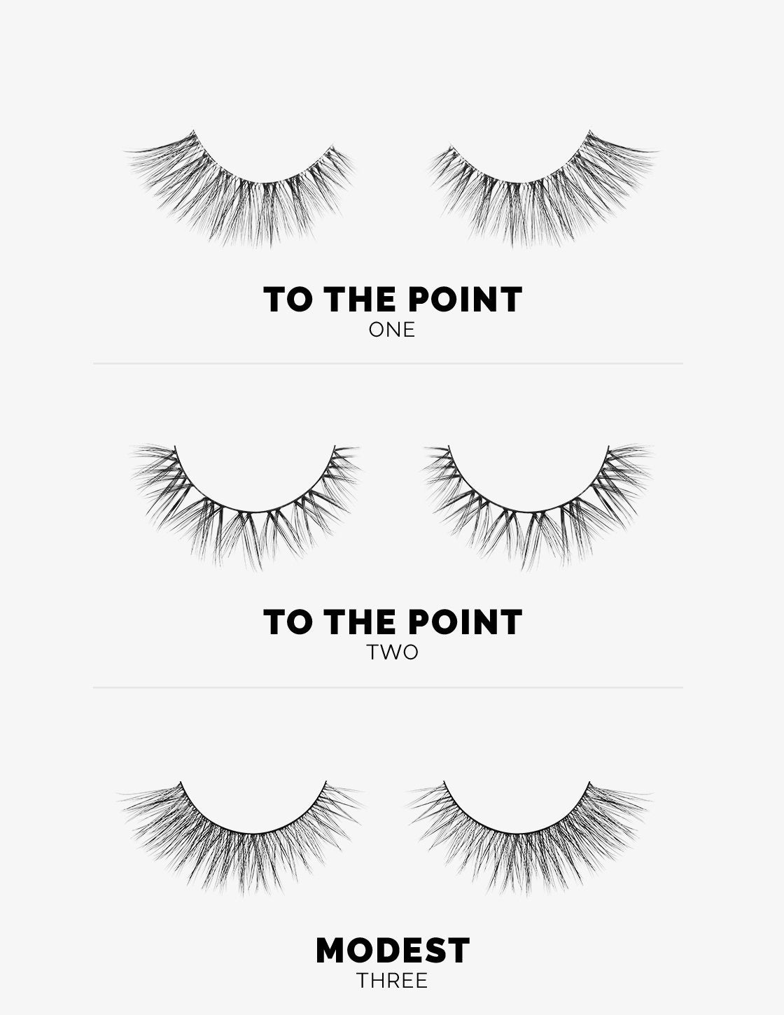 The Wispy Lash Trio