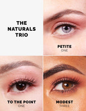 Load image into Gallery viewer, The Naturals Lash Trio