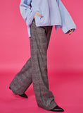 Katherine Pants_Black Check - LYKEY