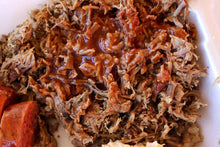 Load image into Gallery viewer, Pulled Pork (by the 1/2 lb.)