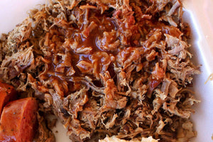 Pulled Pork (by the 1/2 lb.)