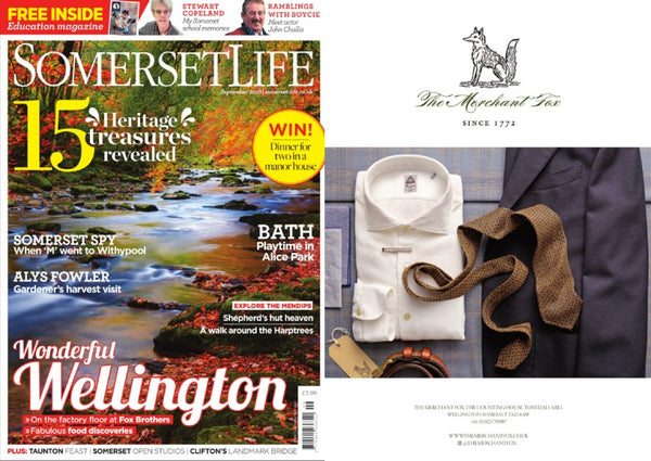 Somerset Life September 2018