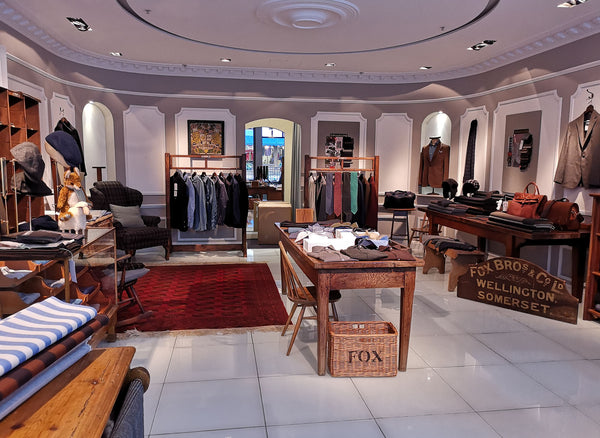 The Merchant Fox Savile Row - Retail Assistant